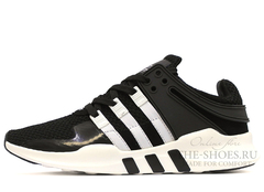 Кроссовки Мужские ADIDAS Equipment Support ADV Black White