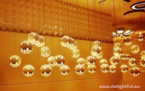 led chandelier 15-51