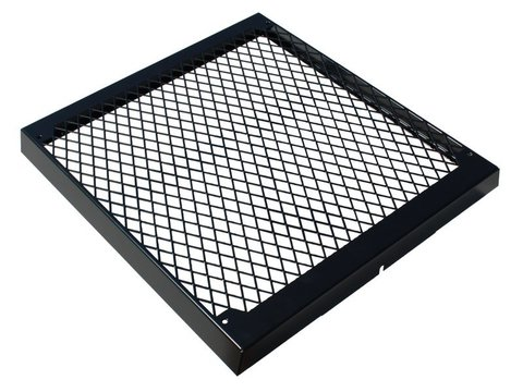 Watercool MO-RA3 420 fan grill diamond black