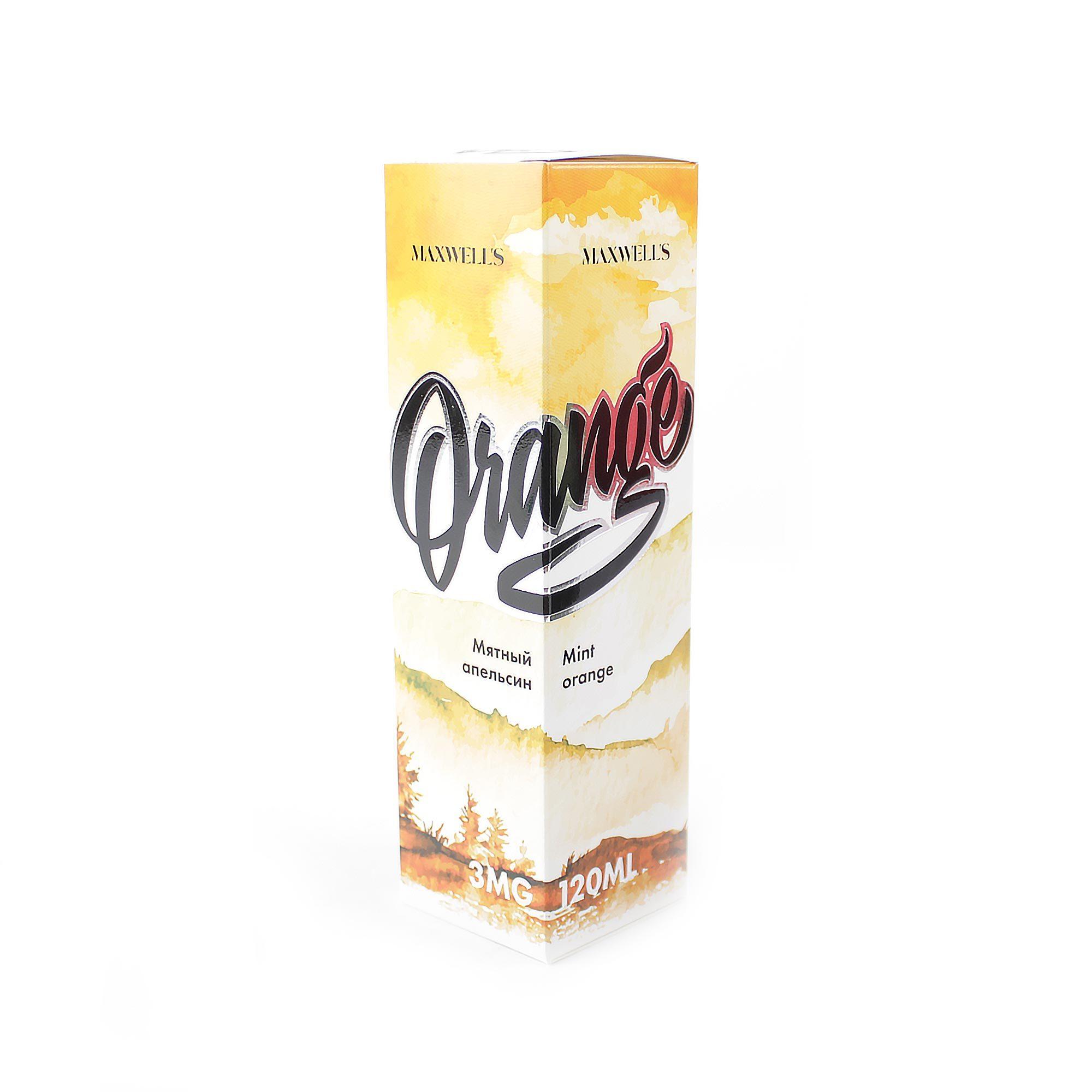 Жидкость Maxwells Orange