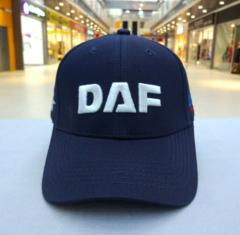 Кепка ДАФ темно-синяя (Бейсболка DAF)