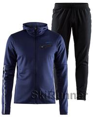 Костюм спортивный Craft Eaze Jersey Blue мужской