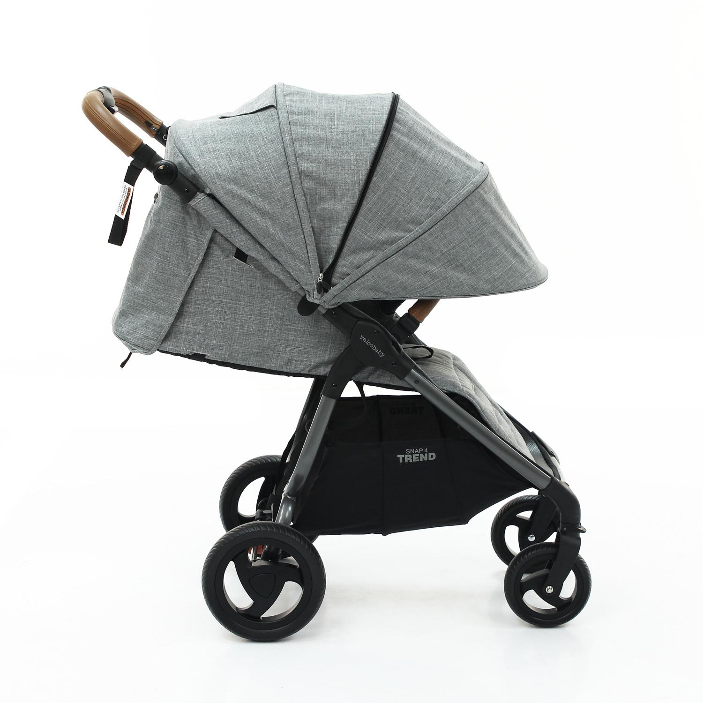 Прогулочная коляска Valco baby Trend 4 / Grey Marle