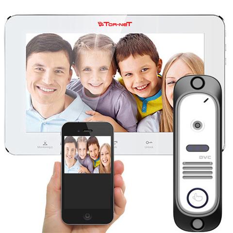 Видеодомофон со встроенным Wi-Fi модулем TR-29 IP B