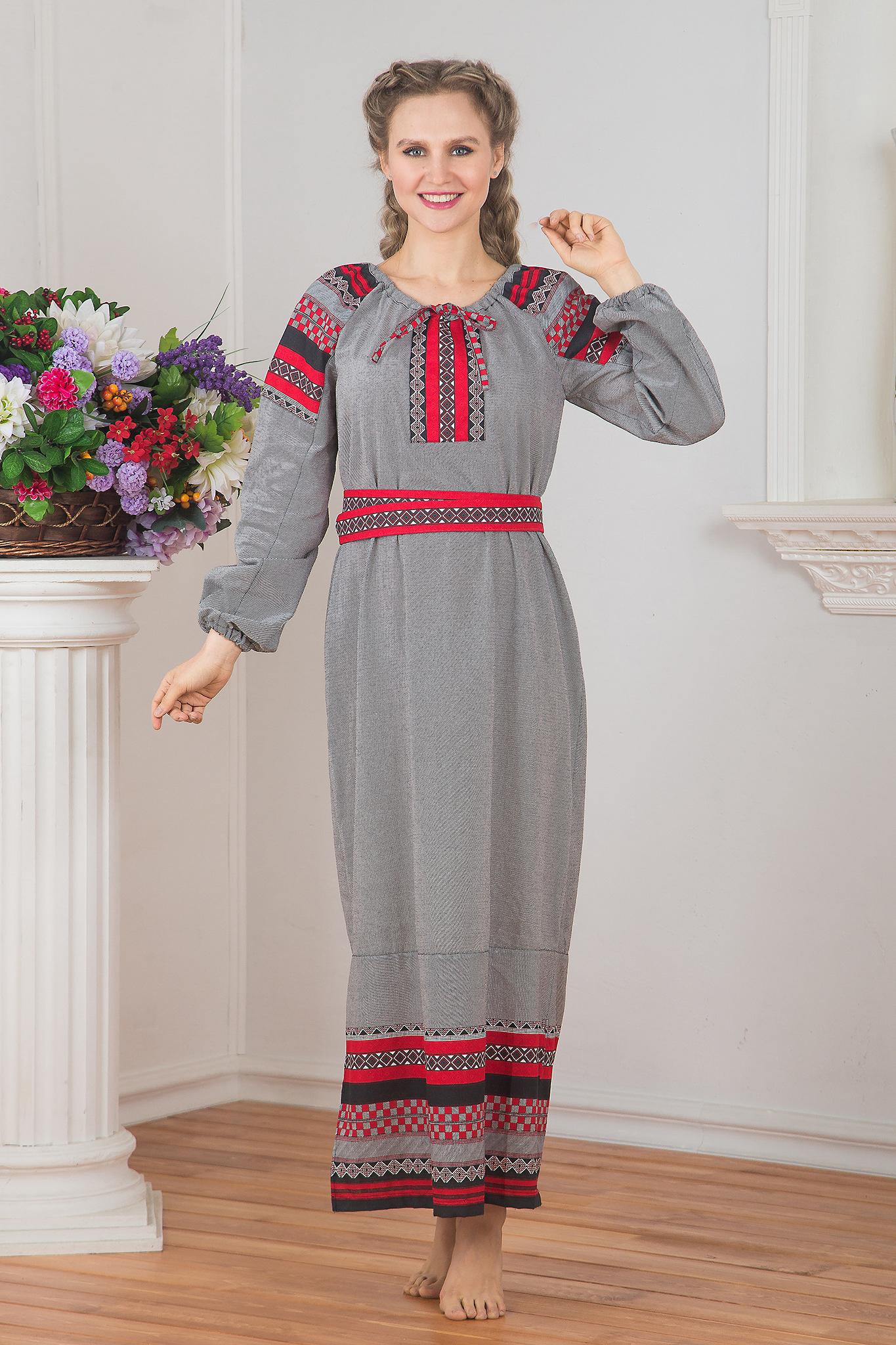 Традиционное платье Чалдоны 01