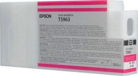 Картридж Epson C13T596300 малиновый 350 мл для pson Stylus Pro 7700/7890/7900/9700/9890/9900