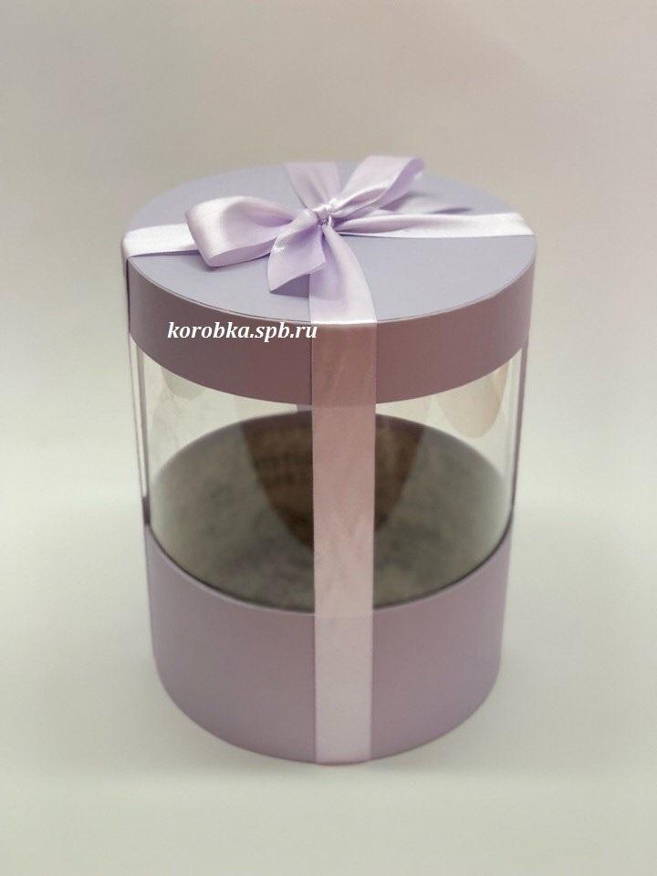 Коробка аквариум 20 см Цвет : Светло серый  . Розница 400 рублей .