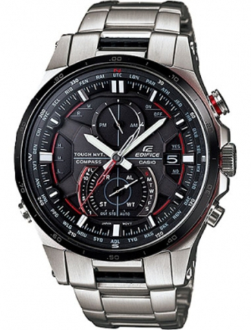 Купить Мужские часы CASIO EDIFICE EQW-A1200DB-1AER по доступной цене