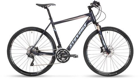 Велосипед Stevens 8X SX Disc (2016) купить в Интернет-магазине Ябегу по специальной цене
