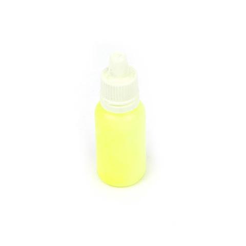 Краска  флюоресцентная Exmix Желтый 15 мл
