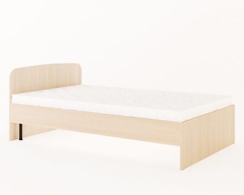 Кровать АНДРИЯ-02 дуб беленый