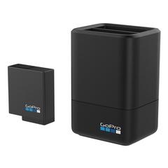 Зарядное устройство для 2-х аккумуляторных батарей Dual Battery Charger для HERO5 (AADBD-001)