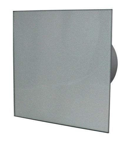 Вентилятор MMotors JSC MMP-105 стекло - Серебро