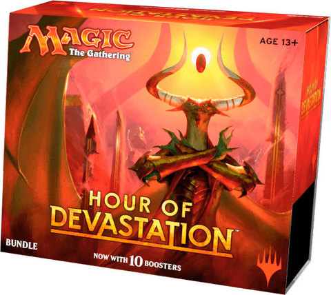 Набор Bundle «Hour of Devastation» (английский)