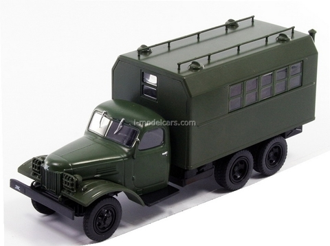 ZIS-151 VAREM Military Maintenance USSR 1:43 DeAgostini Service Vehicle #74