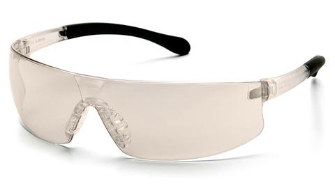 Очки стрелковые Pyramex Provoq S7280S зеркально-серые 50%
