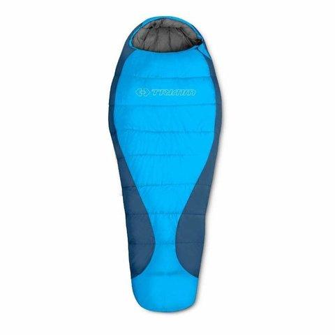 Летний спальный мешок Trimm Tropic, 195 L (синий)