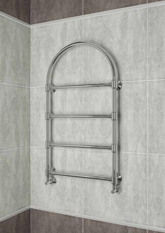 Versal  - водяной дизайн полотенцесушитель в стиле ретро