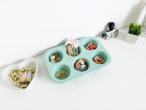 Керамический органайзер -Desktop Storage Ceramic Organizer