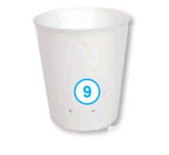 Круглая форма для сыра, стаканчик (500 мл)