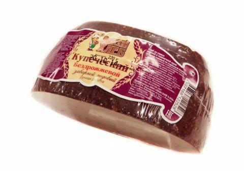 Хлеб бездрожжевой Купеческий, 220г