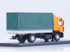 MAZ-5340 orange-green 1:43 Start Scale Models (SSM)