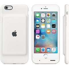 Чл APPLE Battery Case iPhone 6 (белый)