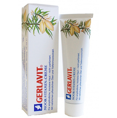 Gerlavit Moor-Vitamin-Creme - Витаминный крем для лица Герлавит