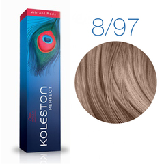 Wella Professional KOLESTON PERFECT 8/97 (Светлый блонд сандрэ коричневый) - Краска для волос