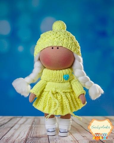 Кукла Сабрина. Коллекция La Petite.
