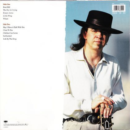 Stevie Ray Vaughan And Double Trouble Quot The Sky Is Crying