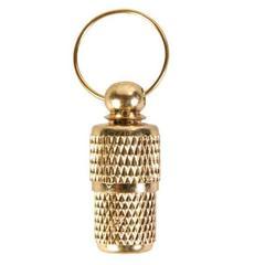 Trixie Медальон-адресник золотой 2,5 см