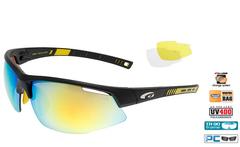 Очки Goggle Falcon Race Black-Yellow
