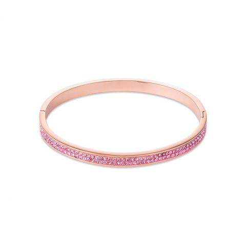 Браслет Coeur de Lion 0214/33-1920 цвет розовый