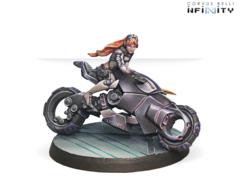 ALEPH - Penthesilea, Amazon Warrioress (Monofilament CCW)