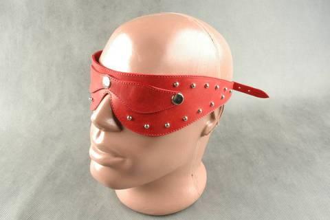 БДСМ маска раба на глаза «Zorro»
