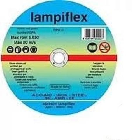 Шлифовальный диск по металлу 125х6х22,2