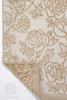 Набор полотенец 3 шт Devilla Rose бежевый