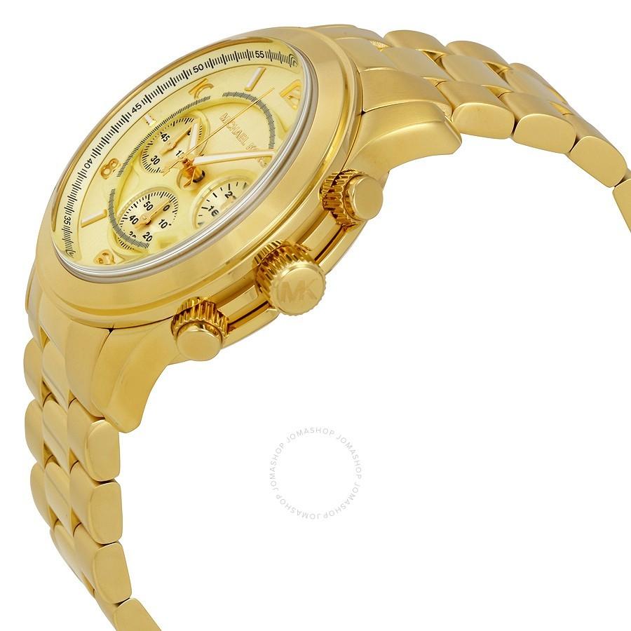 557422932af2 унисекс часы Michael Kors RUNWAY MK8077