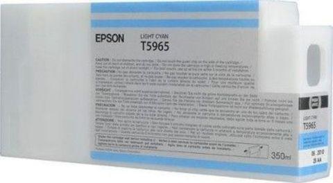 Картридж Epson C13T596500 светло-голубой 350 мл для Epson Stylus Pro 7890/7900/9890/9900