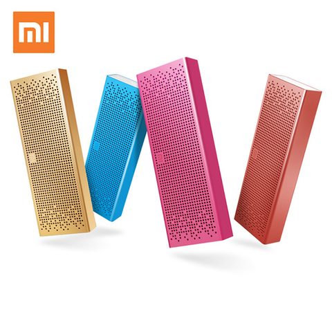 Bluetooth колонка Xiaomi Mi Mini Square Box 2