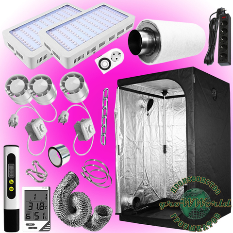 150х150х200 PROBOX  600W LED SUPERSILENT
