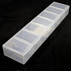 Купите удобные коробки и контейнеры для бусин и страз в интернет-магазине