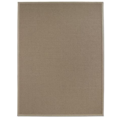 Belgian Looped Wool Sisal Rug - Linen