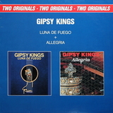 Gipsy Kings ‎/ Two Originals: Luna De Fuego + Allegria (2LP)