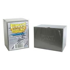 Dragon Shield - Коробочка серебряная на 100+ карт