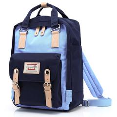 Рюкзак Nikki Macaroon Синий + Голубой