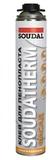 Полиуретановый клей для пенопласта Soudal Соудатерм Soudatherm 750 мл (12 шт/кор)
