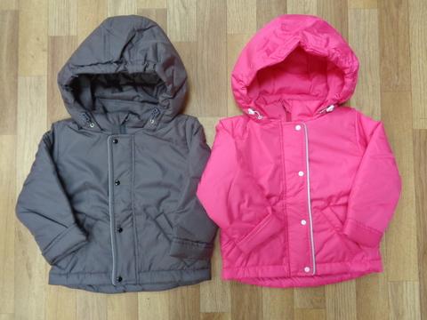 Куртка детская с капюшоном  (осень-весна)