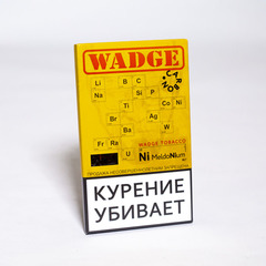 Табак WADGE CARBON 100gr MELDONIUM